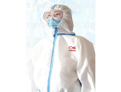 防护服 ICU 一次性防护医用防护服